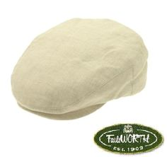 Failsworth Natural White Linen Mix Flat Cap Failsworth Hats Ltd has been manufacturing ladies hats and men s hats since 1903 and has two design and