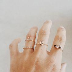 Oval Rutile Quartz Engagement Ring Natalie Marie