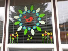 Diy And Crafts, Crafts For Kids, Paper Crafts, Spring School, Easter Egg Crafts, School Decorations, Spring Crafts, Adult Coloring Pages, Diy Flowers