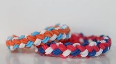 loom bands tutorial - YouTube