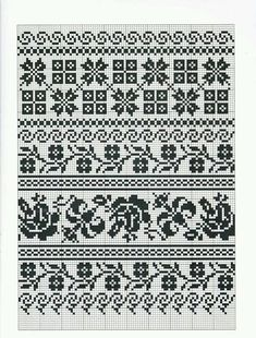 17 Best images about Fair Isle Cross Stitch Borders, Cross Stitching, Cross Stitch Embroidery, Embroidery Patterns, Cross Stitch Patterns, Fair Isle Knitting Patterns, Knitting Charts, Knitting Designs, Knitting Stitches