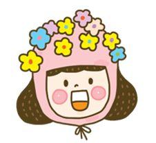 손뜨개~도안및자료실   밴드 Crochet Humor, Funny Crochet, Crochet Summer Hats, Line Game, Free Stickers, Hello Kitty, Projects To Try, Manga, Drawings