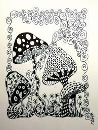 flower zentangle - Google Search