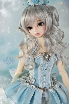 Angell-studio(bjd doll)---Dina--1/4 girl