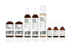 YAROK HAIR CARE: Each formula is a powerful blend of organic and all-natural botanicals that are consciously sourced and responsibly harvested.