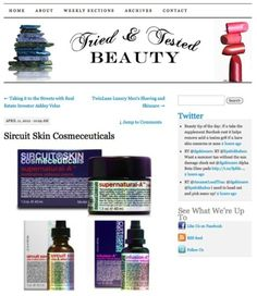 Jonesin' for more reviews on some of our new Made Better products? Check out this great post from Loreen at Tried & Tested Beauty, where she reviews her personal experiences with our new Infusion-A™   intensive retinoid serum, Supernatural-A™   restorative retinoid creme and Sircuit Savant™   vita A alternative serum!