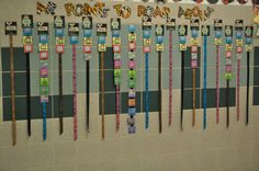 Reading Goal Idea ??Step into 2nd Grade with Mrs. Lemons: Third time's a charm and a little Q