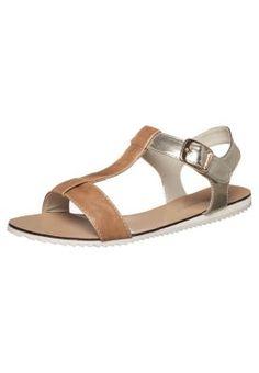 118f5fbd8c23 Sandals - camel   Zalando.co.uk 🛒