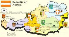 Austria - All about Austria facts A -Z