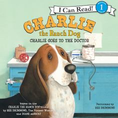 """#NEW: Listen to a sample of the #Childrens #Book """"Charlie the Ranch Dog: Charlie Goes to the Doctor"""" by Ree Drummond right here: http://amblingbooks.com/books/view/charlie_the_ranch_dog_charlie_goes_to_the_doctor"""