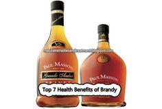 Top 7 Health Benefits of Brandy