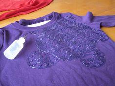 use Costco (Kirkland) or finish brand gel dishwasher detergent insead of a bleach pen