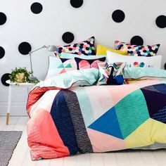 Ruckus Coco - Bedroom Quilt Covers & Coverlets - Adairs Kids online