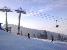 Yastrebetz 1 ski slope, Borovetz - Bulgaria Ski Season, Ski Slopes, Bulgarian, Skiing, Travel, Outdoor, Ski, Outdoors, Viajes