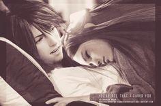 Noel & Yeul - Final Fantasy XIII