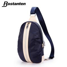 9ea10726ab Bostanten Tactical Camping Equipment Outdoor Sport Nylon Wading Chest Pack  Crossbody Sling Single Shoulder Bag Unisex