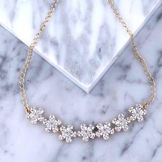 Yasmin Collar Necklace