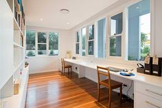 Combining old world charm with sleek styling, an older-style Queenslander in Coorparoo was beautifully renovated into this modern family home. The owners, Alison and Brett, envisaged renovating their…