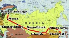 Pregopontocom Tudo: Transiberiana: a mais longa ferrovia do mundo