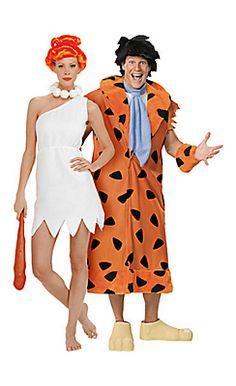 Flinstones Couples Costumes