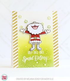 Avery Elle: Three Holiday Cards by Melania