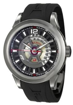 Perrelet Titanium Double Rotor Men's Automatic Watch A5002-2