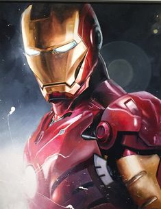 'Ironman' original painting by Ben Jeffery Iron Man Hd Wallpaper, Marvel Wallpaper, Spiderman, Marvel Art, Marvel Heroes, Iron Man Fan Art, Iron Man Face, Iron Man Poster, Iron Man 2008