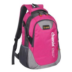 739a854e6f This is great forHigh Quality Waterproof Nylon Women s Backpacks School Bag  Color Block Casual Travel Men Daypack Moutaineer Q5High Quality Waterproof  Nylon ...