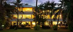 Port Douglas is one of the most beautiful cities where you can plan your vacation. The city has lots to offer and there are plenty of acc. Relaxing Holidays, Holiday Apartments, Most Beautiful Cities, Family Vacations, Australia, Mansions, House Styles, City, Places