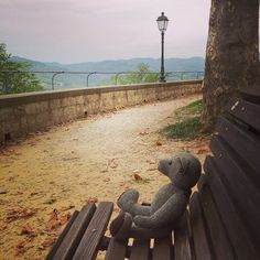 #Reflective moment over the #Chianti countryside for #tweedyted