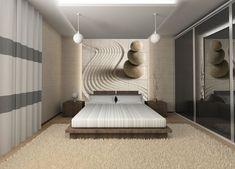 Home Design Chambre Deco Pour Adulte Marron 05290884 Photo La ...