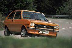 Nacido en la década de los 70, el Ford Fiesta se ha arraigado en la cultura de los clásicos europeos.