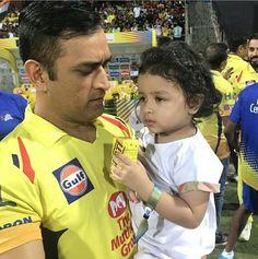 Ms Dhoni Biography, Ziva Dhoni, Ms Dhoni Wallpapers, Father Daughter Relationship, Relationship Goals, Ms Dhoni Photos, World Cricket, Chennai Super Kings, Mahi Mahi