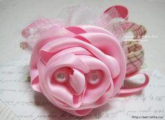 Rose satin ribbon (2) (627x458, 143Kb)