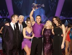 Ray Quinn, the winner of DOI