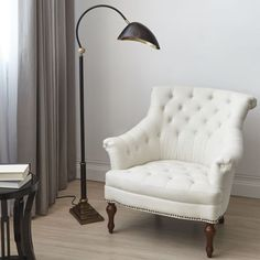The Rohe lamp is versatile, industrial-chic lighting that is perfect for modern spaces. An all-metal construction of bronze finished brass and iron, this. Dining Room Table Chairs, Club Chairs, Living Room Chairs, High Chairs, Arm Chairs, Black Chairs, Hanging Chair From Ceiling, Swivel Rocker Recliner Chair, Patterned Armchair
