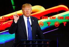 US-Präsident Donald Trump: Der Fern-Seher - SPIEGEL ONLINE - Politik
