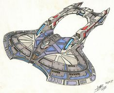 Spaceship Concept, Concept Ships, United Federation Of Planets, Starfleet Ships, Sci Fi Ships, Star Trek Starships, Star Trek Universe, Star Trek Ships, Dark Moon