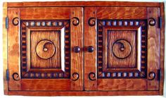 1000 images about santa fe on pinterest santa fe style for Southwest style kitchen cabinets