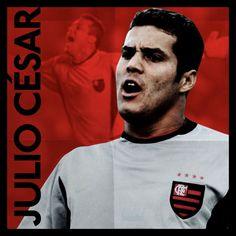 Flamengo @Flamengo  4 de set Hoje é aniversário do craque Júlio César, que saiu da Gávea e conquistou o mundo! Parabéns!