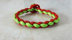 How To Tie A Four Strand Round Braid Paracord Survival Bracelet