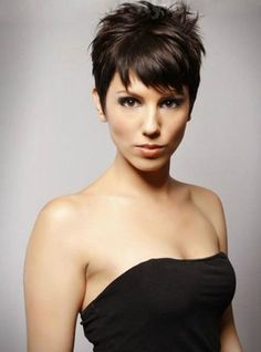 Today we have a collection of hottest pixie haircut ideas which you may try. Checkout this 25 hottest pixie haircut ideas. Messy Pixie Haircut, Short Pixie Haircuts, Cute Hairstyles For Short Hair, Pixie Hairstyles, Short Hair Cuts, Curly Hair Styles, Hairstyles 2018, Latest Hairstyles, Haircut Short