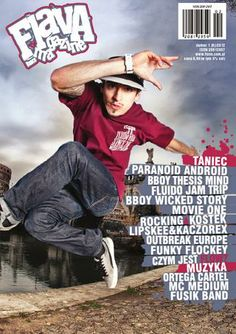 Flava Dance Magazine No 8