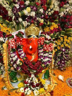 Siddhi vinayak temple opened yesterday at virar west