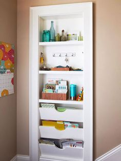 Mudroom Mailroom yes! - Make it two times as wide and add electrical for chargers.