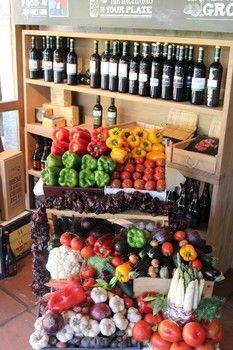 Some products of Hacienda Zorita - an organic farm in the Castilla y Leon region of Spain