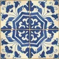 Portugal Tiles  15 th Century