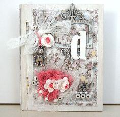 wooden book box *Maja Design* - Scrapbook.com
