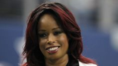 Pam Oliver out as Fox's No. 1 NFL sideline reporter, Erin Andrews in