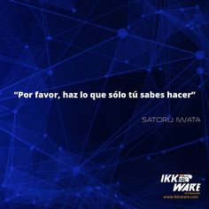 #Ikkiware #tecnología #programación
